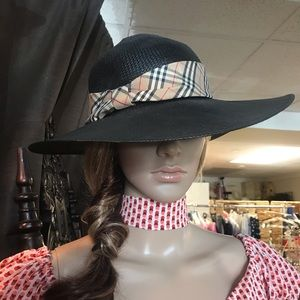 Burberry Accessories - Burberry Sun Hat